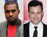Kanye West Attacks Jimmy Kimmel on Twitter Over Interview Spoof
