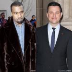 Kanye West Erases Angry Tweets to Jimmy Kimmel