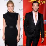 Kate Upton and Maksim Chmerkovskiy Caught Holding Hands