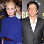 Cameron Diaz and Benicio Del Toro Spotted Together in NYC
