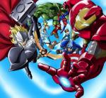 Marvel Announces Japan-Only 'Avengers' Animated Series