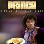 Prince Premieres 'Breakfast Can Wait' Music Video