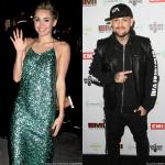 Miley Cyrus and Benji Madden Caught Kissing at Halloween Party