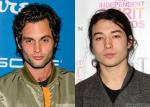 Penn Badgley and Ezra Miller Up for Dick Greyson Role in 'Man of Steel 2'