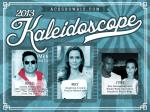 Kaleidoscope 2013: Important Events in Entertainment (Part 2/4)