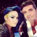 Simon Cowell Confirms Demi Lovato's Exit From 'The X Factor (US)'
