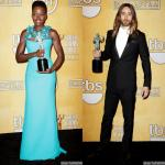 2014 SAG Awards: Lupita Nyong'o and Jared Leto Among Early Winners