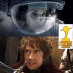 'Gravity' and 'The Hobbit 2' Lead Movie Nominations for 2014 Saturn Awards