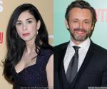 Report: Sarah Silverman Romancing British Actor Michael Sheen