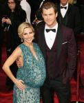 Chris Hemsworth's Wife Elsa Pataky Giving Birth to Twins