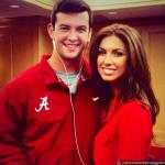 Katherine Webb and AJ McCarron May Star on Reality Show