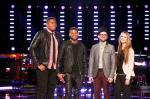 'The Voice' Ends Playoffs With Team Usher