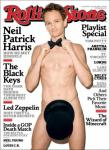Neil Patrick Harris Goes Naked on Rolling Stone's Cover