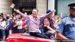 George Takei Joins Pride Parade in Seattle