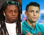 Report: Lil Wayne to Start Sports Management Company and Sign Cristiano Ronaldo
