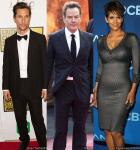 Matthew McConaughey, Bryan Cranston, Halle Berry to Present at Emmy Awards