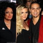 Diana Ross Holds a Party for Ashlee Simpson and Evan Ross After Wedding
