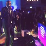 Video: Samuel L. Jackson Sings 'Show Me Love' at Charity Event