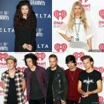 Lorde, Fergie and One Direction Added to 2014 American Music Award Line-Up