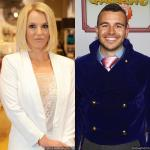 Britney Spears Reportedly Dating Charlie Ebersol