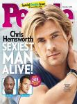 Chris Hemsworth Named PEOPLE's Sexiest Man Alive 2014