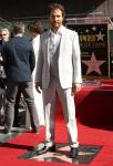 Matthew McConaughey Gets a Star on Hollywood Walk of Fame