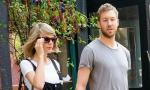 Calvin Harris Gushes on Girlfriend Taylor Swift: 'She Cooks Too'