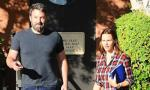 Ben Affleck and Jennifer Garner Are All Smiles After Visiting Doctor Together