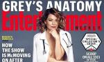 Ellen Pompeo Bares Long Legs and Cleavage for Racy Magazine Cover