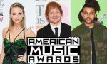 Taylor Swift, Ed Sheeran, The Weeknd Lead 2015 AMA Nominations
