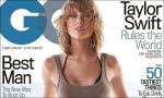 Taylor Swift Sizzles in Her First GQ Cover