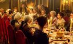 Jamie and Claire Host a Feast in New 'Outlander' Season 2 Photos