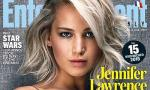 Jennifer Lawrence Named Entertainer of the Year 2015 by EW