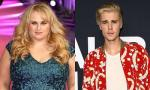 How Lucky She Is! Rebel Wilson Holds Justin Bieber's Balls When Taking Selfie