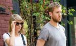 Calvin Harris Says a Taylor Swift Collaboration Is Unlikely Because She's on a 'Long Break'