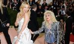 Lady GaGa Gropes Kate Hudson's Butt at 2016 Met Gala