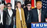 Rolling Stones Bans Donald Trump From Using Their Songs at His Campaign