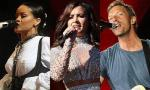Watch Performances From Rihanna, Demi Lovato, Chris Martin and More at Global Citizen Festival 2016