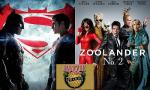 'Batman v Superman', 'Zoolander 2' Lead 2017 Razzie Award Nominations