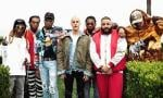 DJ Khaled Films Top Secret Video With Justin Bieber, Chance The Rapper and More