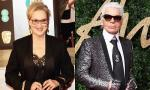 Meryl Streep Reacts After Karl Lagerfeld Calls Her 'Cheap' for Snubbing Chanel Dress at Oscars