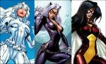 Silver Sable and Black Cat Movie Rumored to Have Spider-Woman