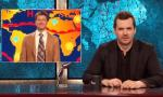 Brad Pitt Fired as the Depressing Weatherman on 'Jim Jefferies Show'. See His Reaction!