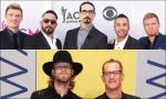 Backstreet Boys to Reunite With Florida Georgia Line for 'CMT Crossroads'