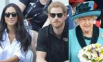 Prince Harry and GF Meghan Markle Enjoy Tea Party With the Queen Amid Engagement Rumors