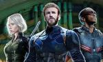 'Avengers: Infinity War' New Promo Art Features Captain America, Black Widow and Falcon
