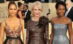 SAG Awards 2018: Halle Berry, Nicole Kidman, Lupita Nyong'o Bring the Glamor Back to Red Carpet