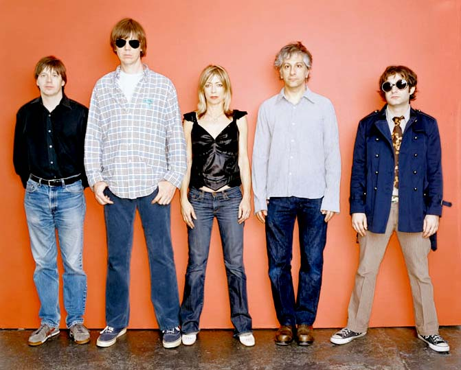 "Sonic Youth to Release ""Celebrity"" Compilation"