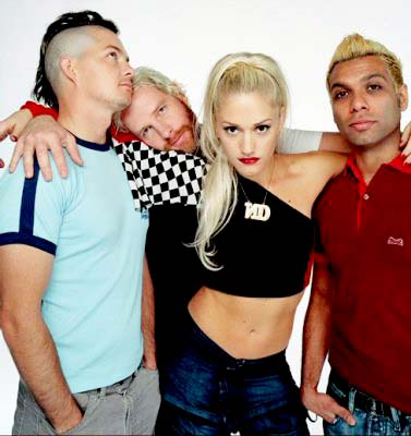 No Doubt Popped in Gwen Stefani's Gigs