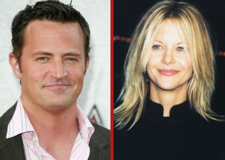 New Couple Alert, Meg Ryan and Matthew Perry